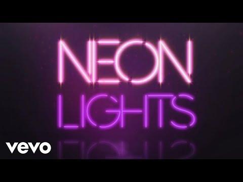 Neon Lights (Letra)