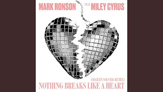Mark Ronson Ft Miley Cyrus - Nothing Breaks Like A Heart (Martin Solveig Remix) video