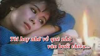 Karaoke Khóc Một Dòng Sông (Ngọc Lan)