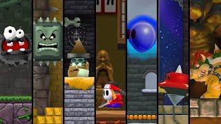 Newer Super Mario Bros. Wii Co Op Walkthrough   All Castles