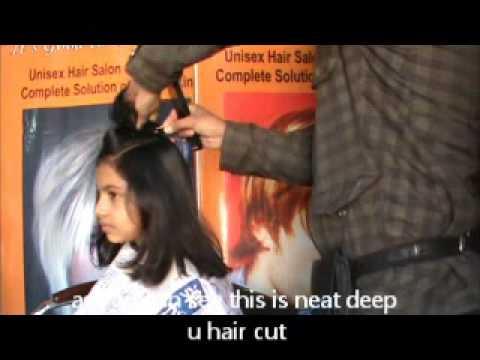 u hair cut in just five minutes