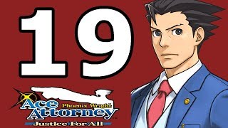Phoenix Wright Ace Attorney: Justice for All Walkthrough Part 19 - No Commentary Playthrough (3DS)