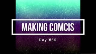 100 Days of Making Comics 65