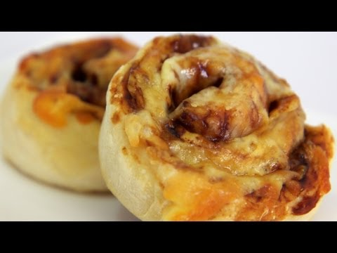 Cheesy Vegemite Scrolls – No Yeast Recipe