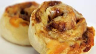 Cheesy Vegemite Scrolls – No Yeast Recipe