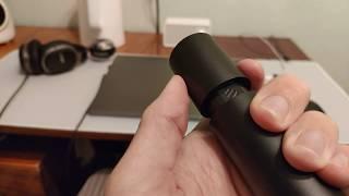 Xiaomi BEEBEST Zoom Flashlight Black (03017) - відео 3