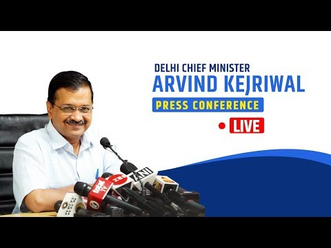 CM Arvind Kejriwal shares important updates about the fight against Covid-19 and relief effort