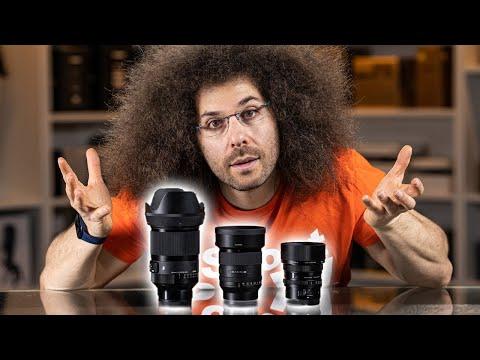 External Review Video I28FPo3dU44 for Sony FE 35mm F1.4 GM Lens