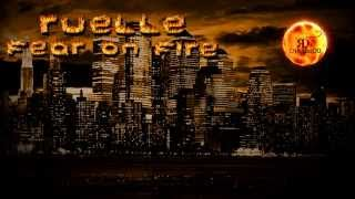 Ruelle - Fear on Fire (Lyrics Video)