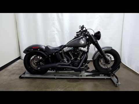 2013 Harley-Davidson Softail Slim in Eden Prairie, Minnesota - Video 1