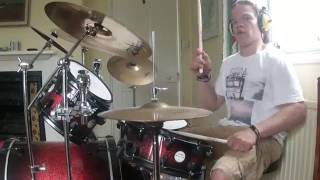 Cheeky Song (Touch My Bum) by Cheeky Girls - Drum Cover