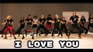 Choreo By Petit Afro || Bibinho De Gaucho   I Love You || Workshop