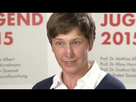 Shell Jugendstudie 2015: Prof. Gudrun Quenzel