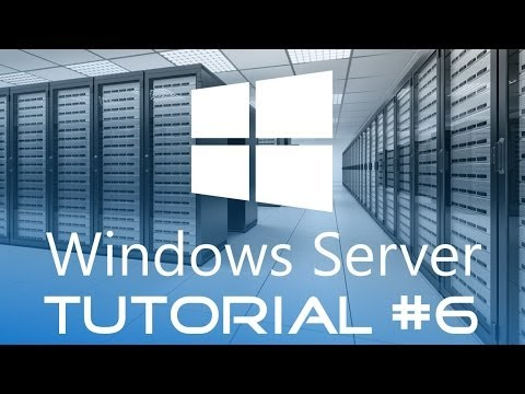 Windows Server Tutorial #6 - Druckserver