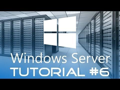 Windows Server Tutorial Teil 6 - Druckserver
