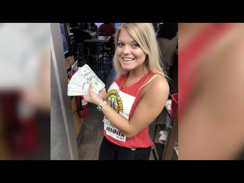 YouTuber gives $10,000 tip to Sup Dogs waitress after ordering two waters