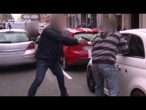 Kriminalitätssteigerungen in Barcelona