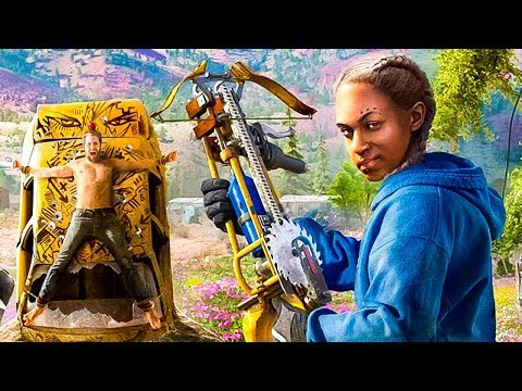 "Игра ""FAR CRY NEW DAWN"" (2019) - Русский трейлер (The Game Awards 2018) 