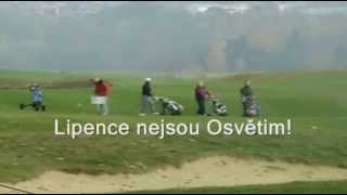 preview picture of video 'Lipence nejsou Osvětim!'