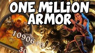 1,000,000 Armor [Hearthstone]
