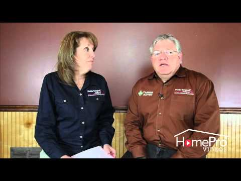 In this segment of the HomePros video series, Judy and Layne Gebers explain the importance of keeping an annual maintenance schedule for all the systems installed by Frontier Basement Systems.