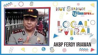 Kapolres Tangsel, AKBP Ferdy Iriawan: Tetap Menjadi Media yang Terpercaya dan Akurat