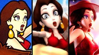 Super Mario Evolution Of PAULINE'S VOICE 1994-2017 (Odyssey To GB)