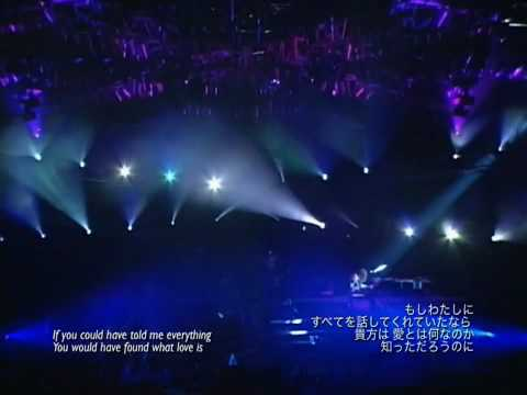 X Japan - Tears (live) online metal music video by X JAPAN