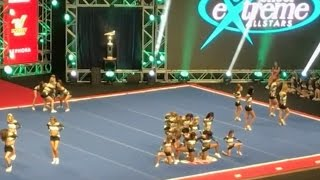 Cheer Extreme Monarchs Win NCA!! Large Sr 4