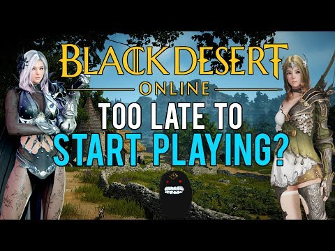Black Desert Online: Is It Too Late To Start Playing?
