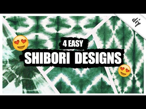 Arashi shibori • a language of stripes