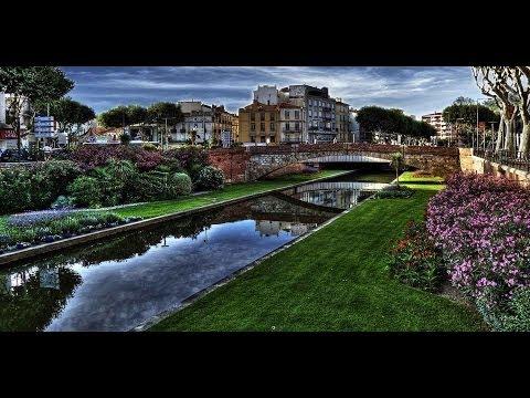 Перпиньян (Perpignan)Улицы, достопримечательности.Life in France