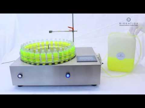 LIQUIDFILLER Dosier- & Abfüllmaschine