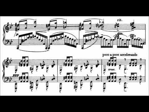 S. Rachmaninov : Prelude op. 23 no. 5 in G minor (Berezovsky)