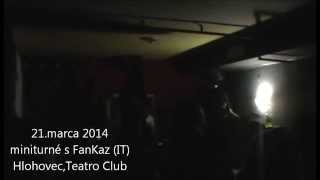 Video Galiba - Hlohovec (Teatro Club, 21.3.2014)