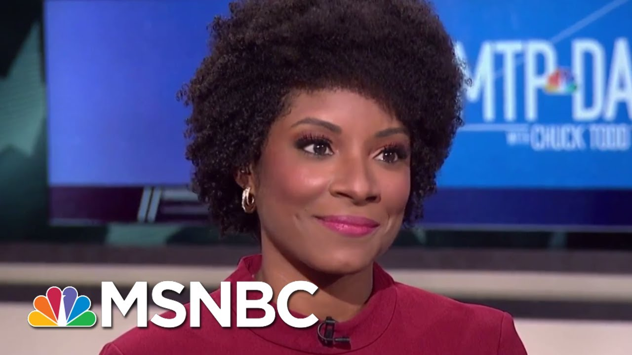 Voters Deeply Divided Over Mueller Probe | MTP Daily | MSNBC thumbnail