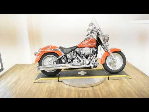 2000 Harley-Davidson Fat Boy in Wauconda, Illinois