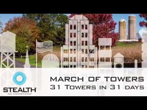 STEALTH® March of Towers
