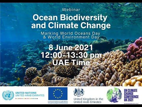 Ocean Biodiversity & Climate Change