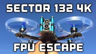 HGLRC Sector 132 4K FPV Escape