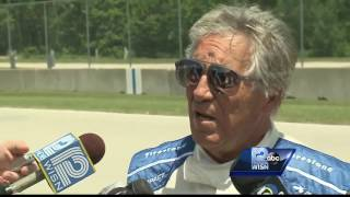 Mario Andretti Returns To Road America Ahead Of Kohler Grand Prix