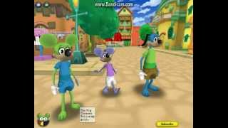 Toontown-Big Cheese Invasion