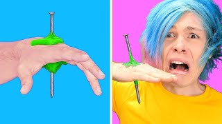 TRYING EPIC PRANKS ON FRIENDS Crazy And Funny Pranks For Friends And Family by 123 GO!