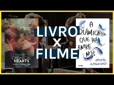 CHEMICAL HEARTS: LIVRO X FILME