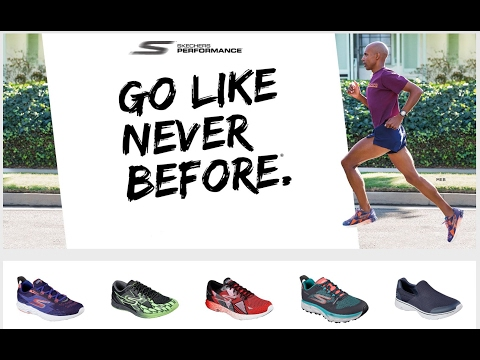 Review Skechers Performance Line of Running Shoes with a Hands on GoRun 400 and Strada