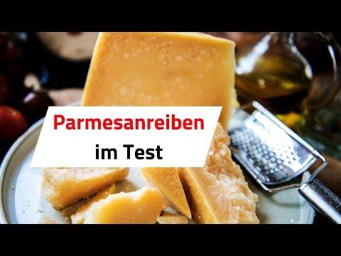 Parmesanreibe im Test 🧀 3 Käsereiben im Vergleich ✅