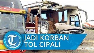 Warga Duri Kepa Jakarta Barat Jadi Korban Kecelakaan Bus Arimbi dan Sinar Jaya