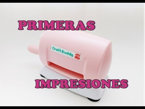 UNBOXING-TROQUELADORA LOW COST