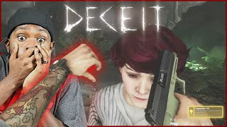 The Moment My Team Decided To KILL Me! (Deceit)