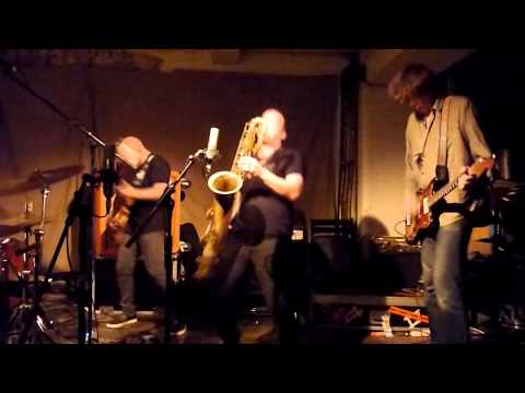 The Thing with Thurston Moore @ Cafe Oto 10.2.13 online metal music video by THE THING